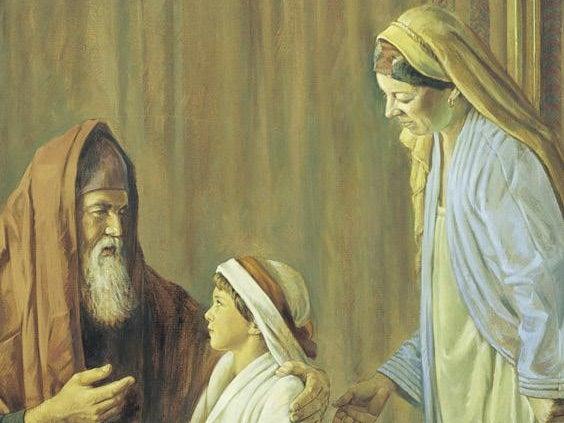 Page 2 of Stewardship: Hannah, the Good Steward