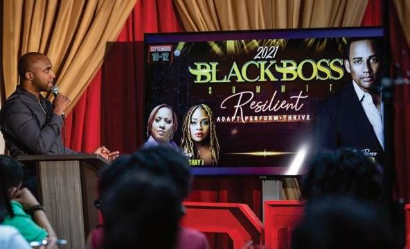 Page 8 of Black Boss Summit Inspires Business Minds