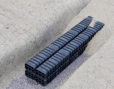 Page 23 of Brunnar och kanalisation i innovativt material revolutionerar infrastrukturbyggen