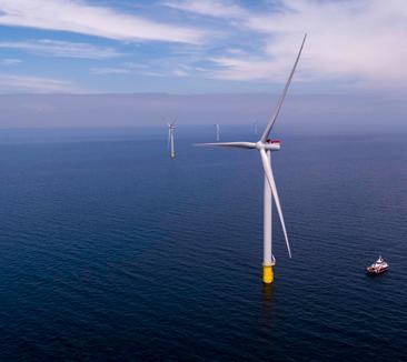 Page 15 of Skandinaviens största havsbaserade vindkraftpark invigd