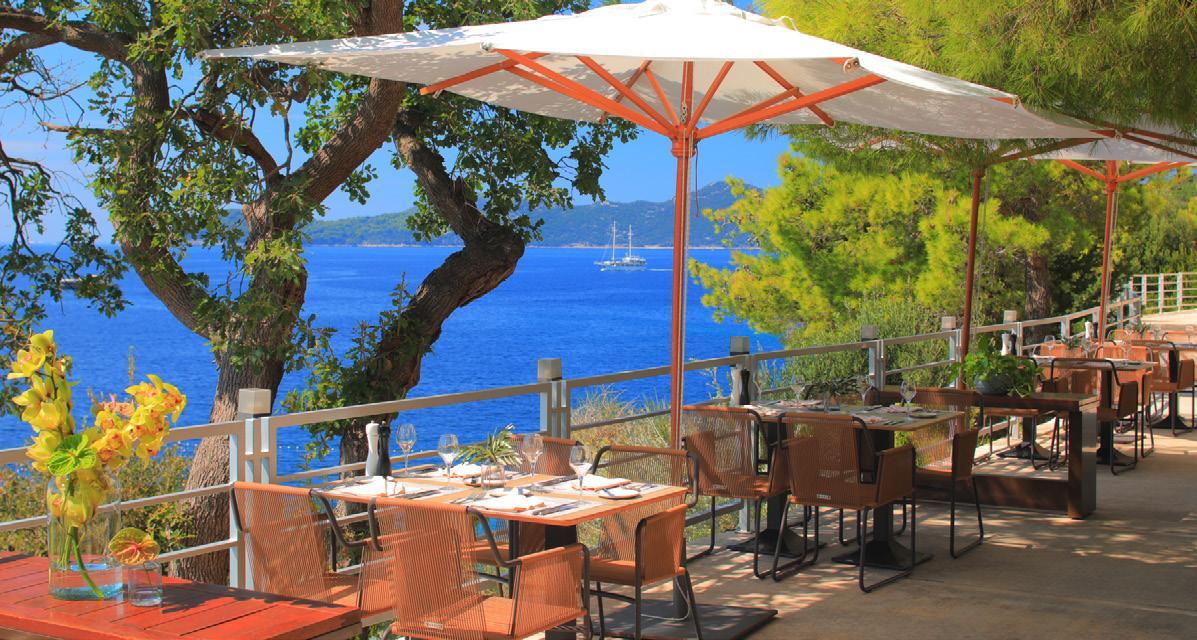 Page 7 of Cilantro Restaurant at Sun Gardens Dubrovnik