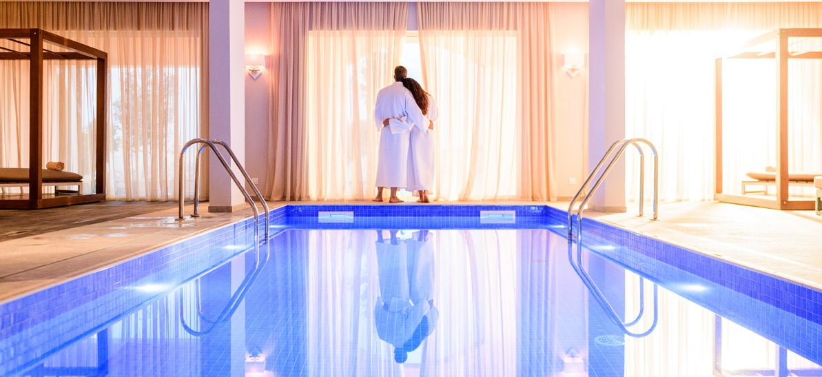 Page 9 of The SPA at Chedi Lustica Bay