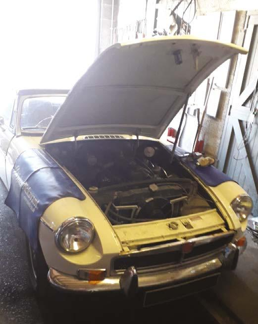 Page 18 of Case study: Backfiring MGB Roadster