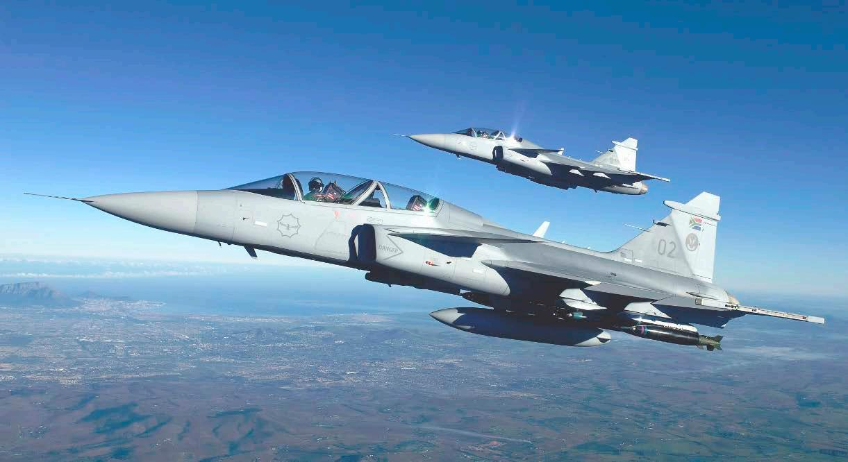 Page 142 of SAAF: OVERSTRETCHED, UNDERFUNDED AND COLLAPSING