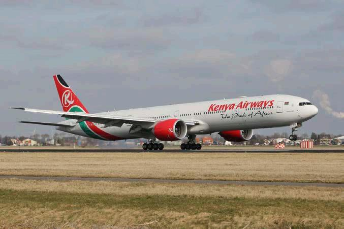 Page 153 of SAA TO CO-OPERATE WITH KQ
