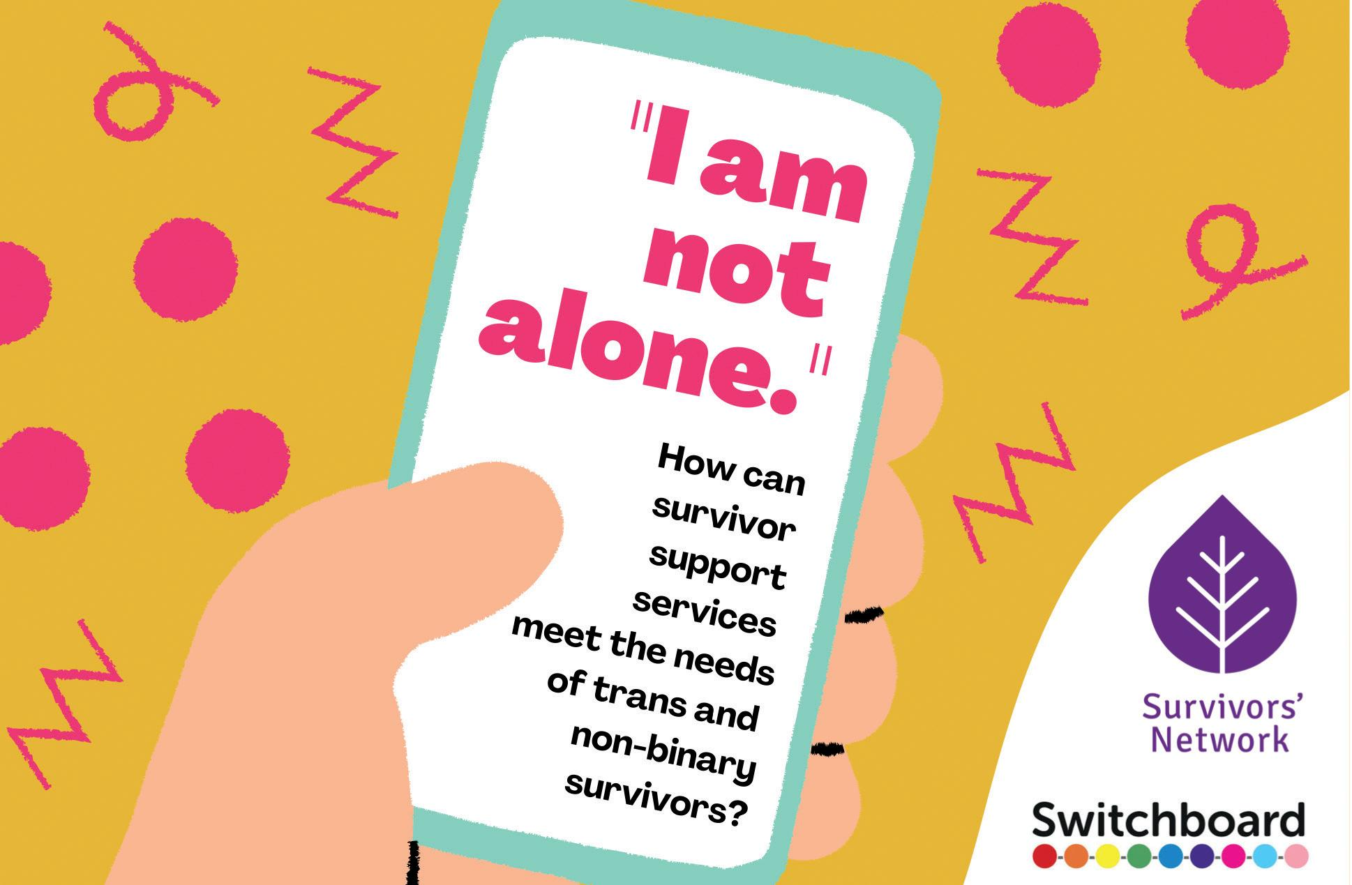 Page 6 of New report on supporting trans and nonbinary survivors of sexual violence