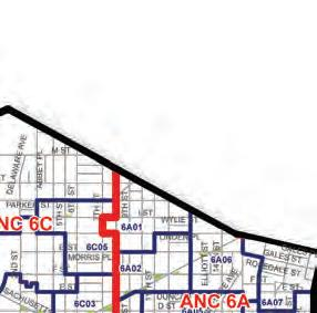 Page 68 of ANC 6A Supports Numerous Traf c Calming Measures: ANC 6A Report by Nick L. Alberti