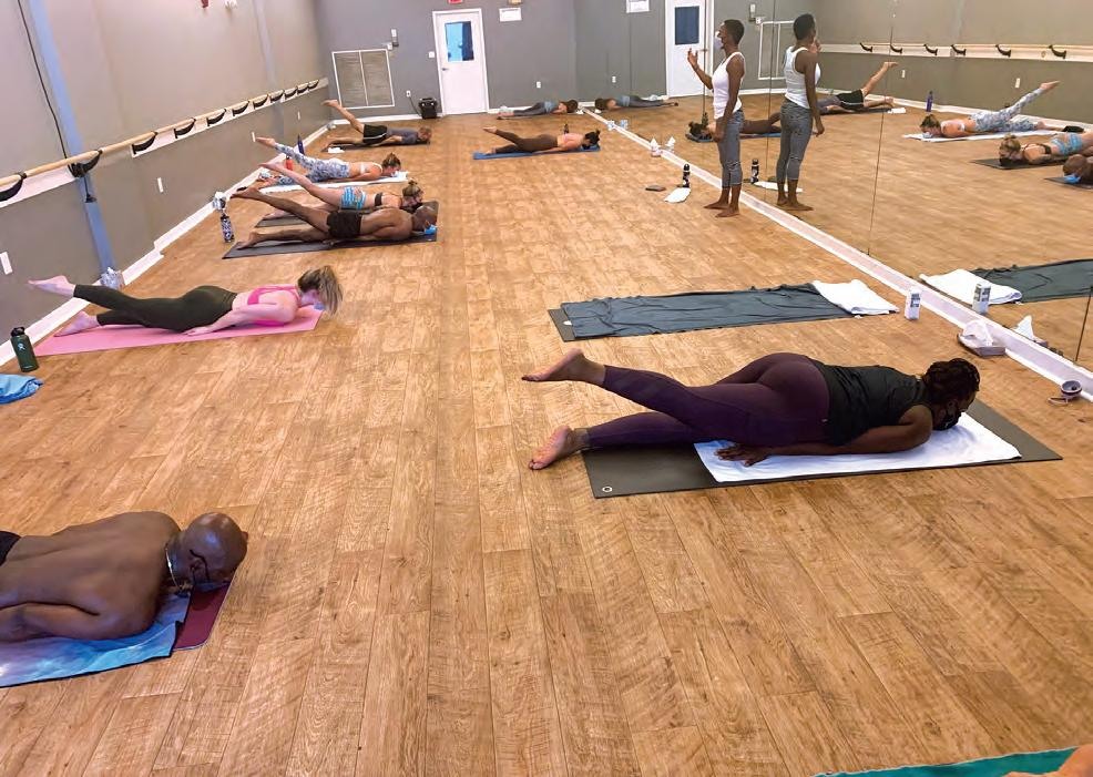 Page 96 of Hot Yoga Gets Creative to Stay Afloat by Pattie Cinelli