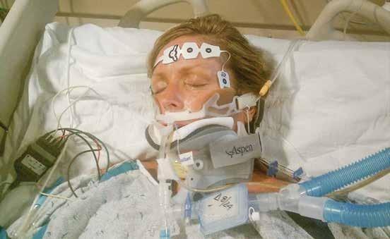 Page 10 of Gifting Hope: Susan Bertrand helps patients persevere Jane Verostek: