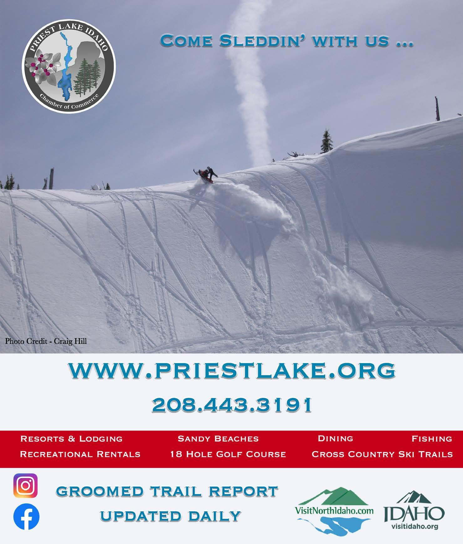 Page 2 of Priest Lake Chamber of Commerce