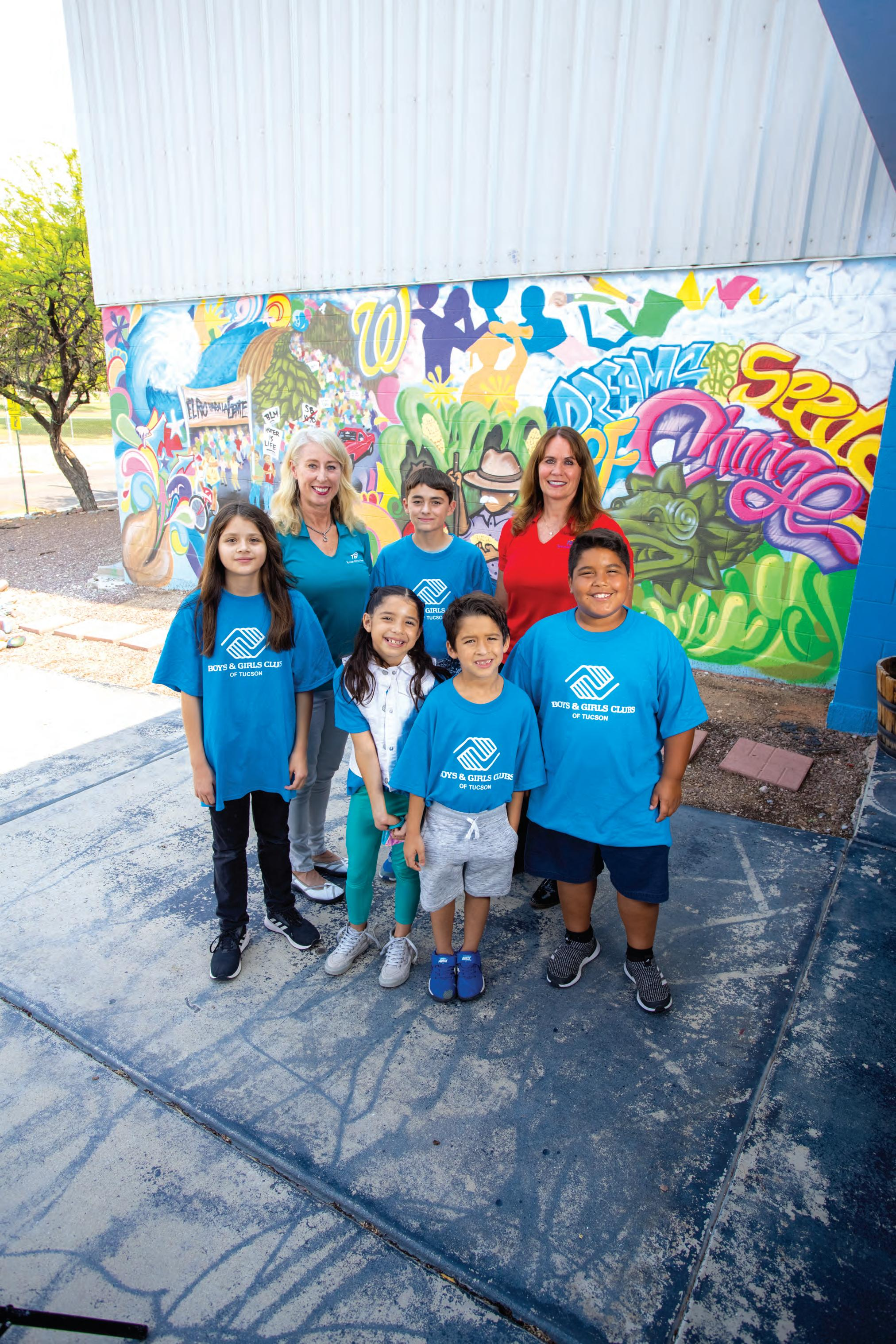 Page 216 of Boys & Girls Clubs of Tucson Awards