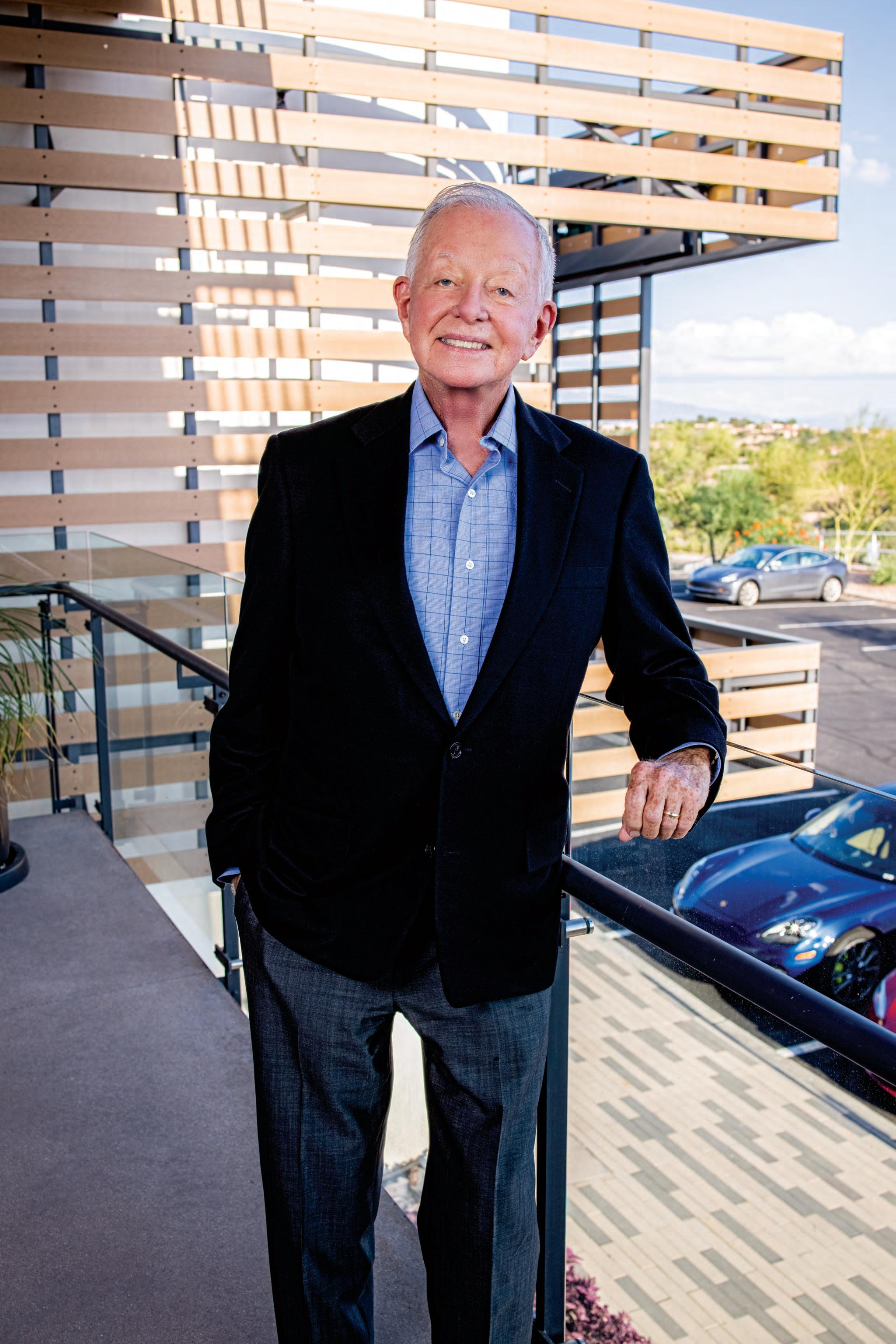 Page 186 of Real Estate Legend: George Larsen Honored for 50 Years in Business