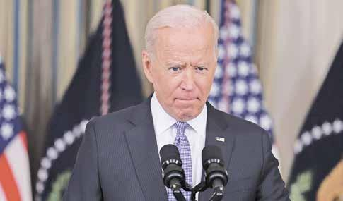 Page 18 of BIDEN'S COLLABORATIVE CONTAINMENT STRATEGY