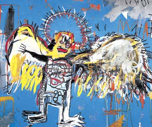 Page 44 of 21 FACTS ABOUT JEAN MICHEL BASQUIAT