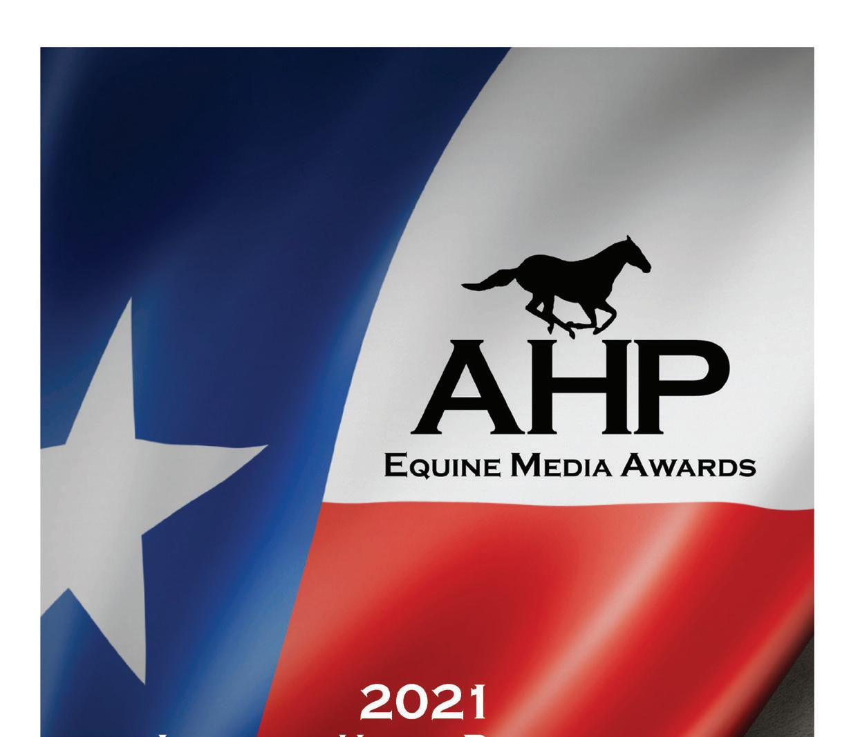 Page 6 of EQUINE SCIENCE REVIEW WINS AT AHP