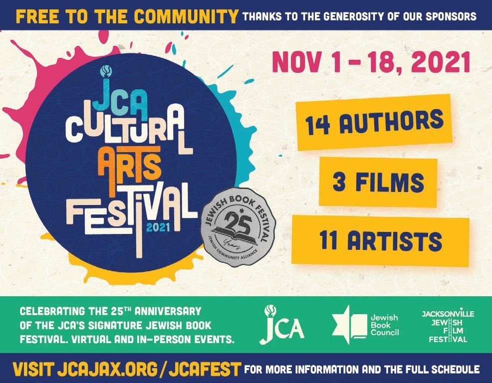 Page 6 of The JCA Cultural Arts Festival