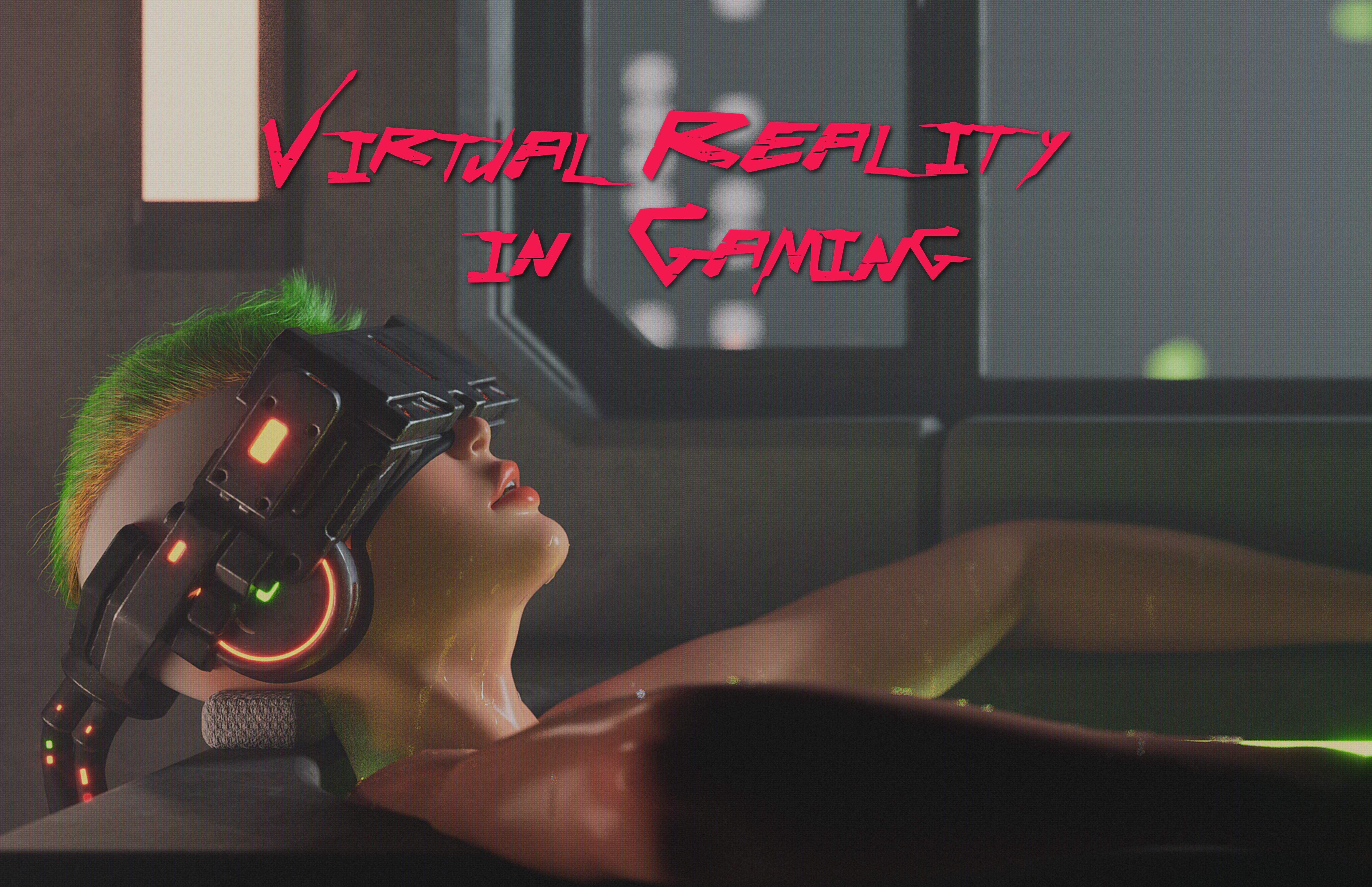 Page 66 of Cover Story: VIRTUAL REALITY IN GAMING