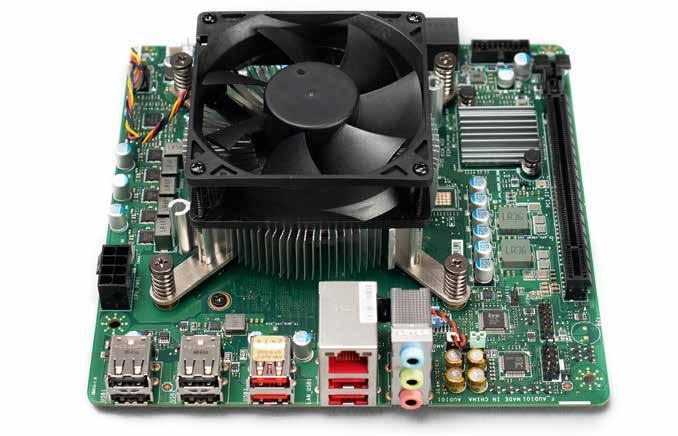 Page 34 of NAJNOWSZY PROJEKT AMD DO BUDOWY KOMPUTERÓW PC