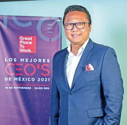 Page 10 of Marcos Murata, CEO de SYNNEX México, llegó para reconstruir la empresa
