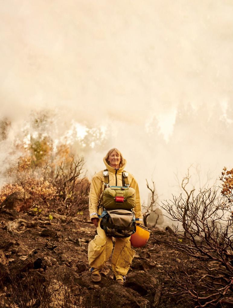 Page 24 of SMOKEJUMPER CUTS RISK THROUGH