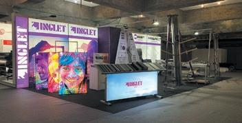 Page 48 of Inglet mostrará su gama más amplia de productos y maquinaria para la comunicación visual