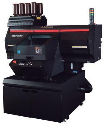 Page 50 of Mimaki presentará sus últimas impresoras de inyección de tinta plana de gran formato
