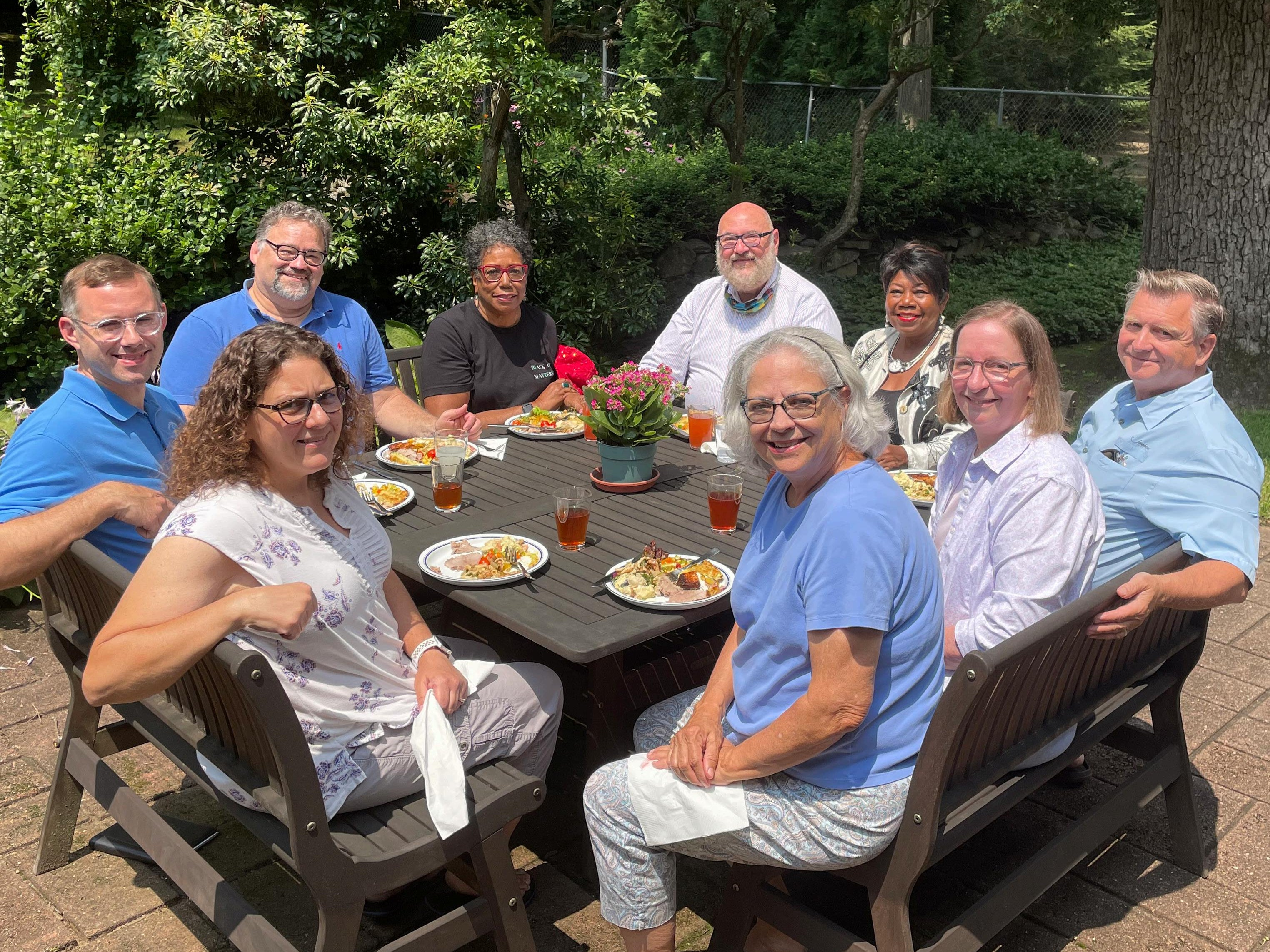 Page 8 of Exploring Common Mission: Reflecting on a Year-Long Conversation