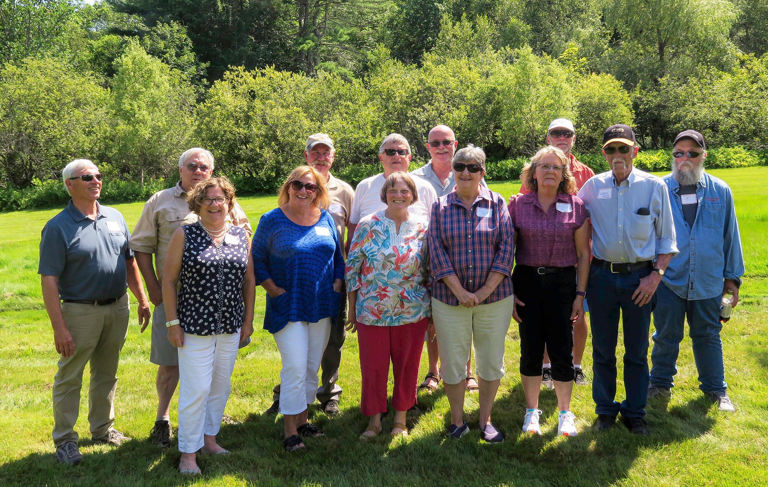 Page 10 of Alumni Reunions a Success