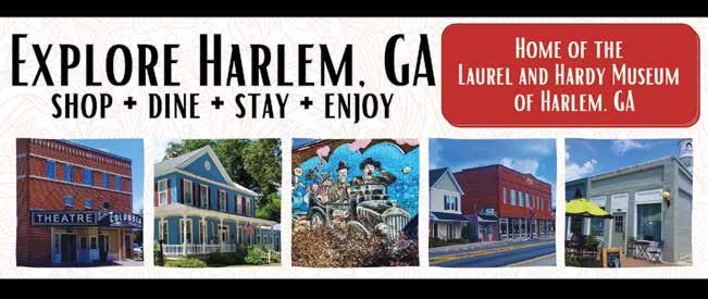 Page 23 of We invite you to visit Harlem, Georgia