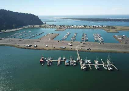 Page 16 of Welcome to Salmon Harbor Marina 'The Best Kept Secret on the Oregon Coast'
