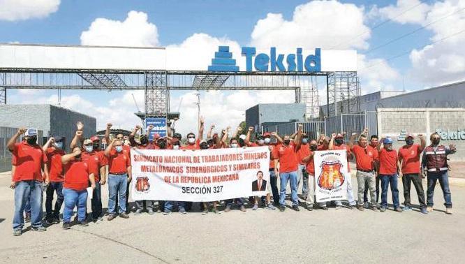 Page 18 of Sindicato Minero es titular del CCT de Teksid Hierro: SCJN