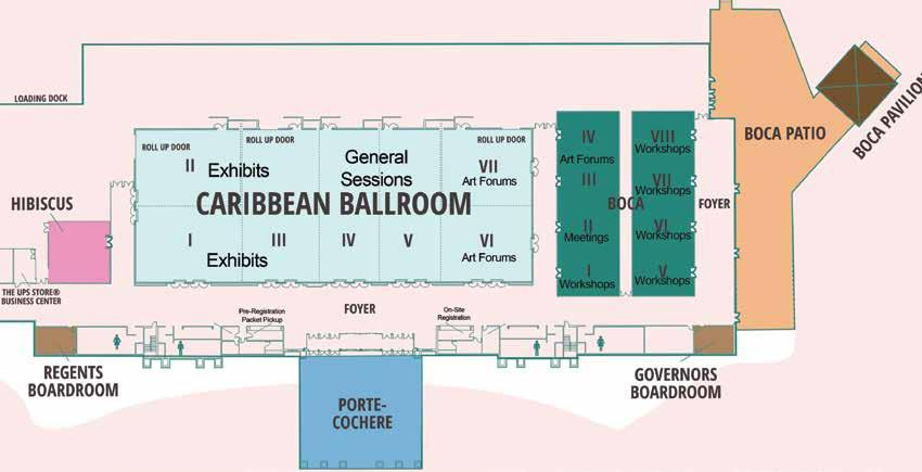 Page 16 of Venue Map