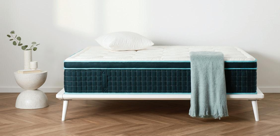 Page 24 of Classic Brands Spotlights Comprehensive Infinity Sleep Collection