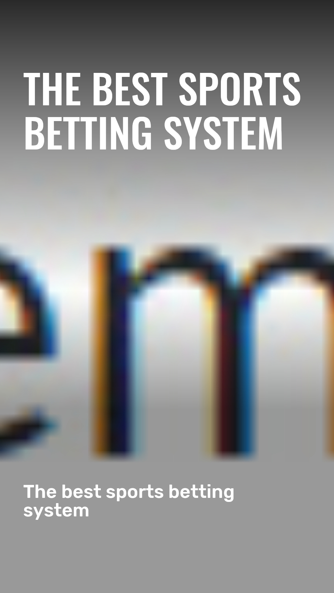 Sports betting systems pdf995 weekly nhl betting trends for tonights game